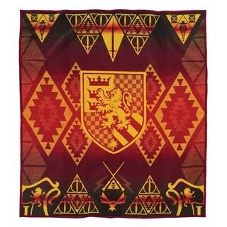 Pendleton Warner Brothers Harry Potter Gryffindor Red Blanket