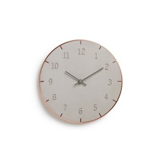 Umbra Piatto Wall Clock 10 inches