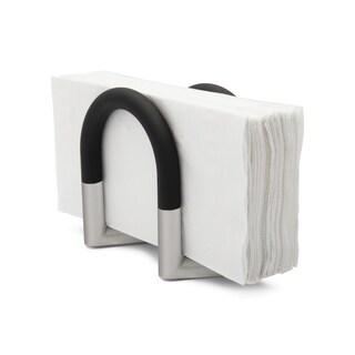 Umbra Swivel Napkin Holder Black / Nickel