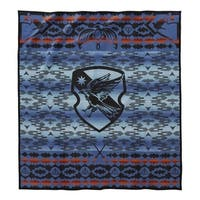 Pendleton Warner Brothers Harry Potter Ravenclaw Blanket - Twin