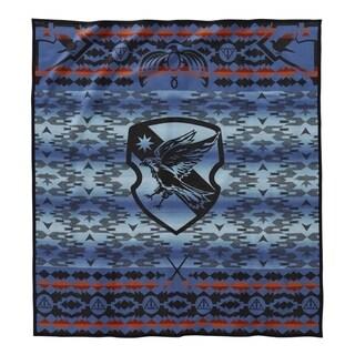 Pendleton Warner Brothers Harry Potter Ravenclaw Blanket - Twin