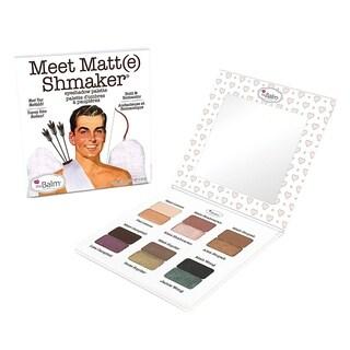 thebalm Cosmetics Meet Matt(e)shmaker Eyeshadow Palette