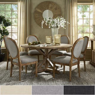 french country dining room set. Deana Round Dining Set with Back Chairs by iNSPIRE Q Artisan French Country Kitchen  Room Sets For Less Overstock com