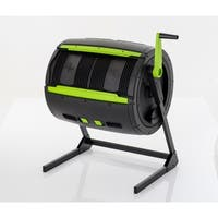 RSI-MAZE Two Stage Compost Tumbler  - 65 gallons