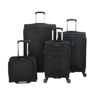 DELSEY Paris Hyperglide 4-Piece Expandable Spinner Nested Luggage Set (2 options available)