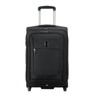 DELSEY Paris Hyperglide Expandable 2-Wheel Rolling Carry-On Suitcase