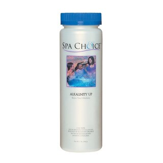Spa Choice Alkalinity Increaser for Spas and Hot Tubs, 1-Pound