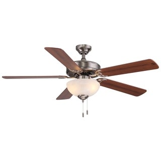 Dalton Ceiling Fan with Bowl Light Kit