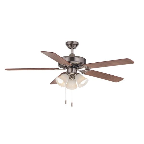 Ceiling Fan With 3 Light Kit