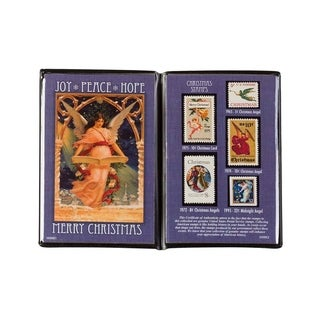 Angel Stamp Collection