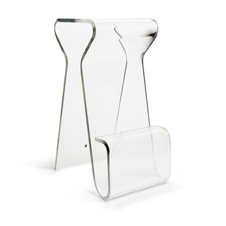 Umbra Magino Clear Counter Stool