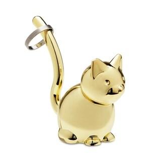 Umbra Zoola Brass Cat Ring Holder
