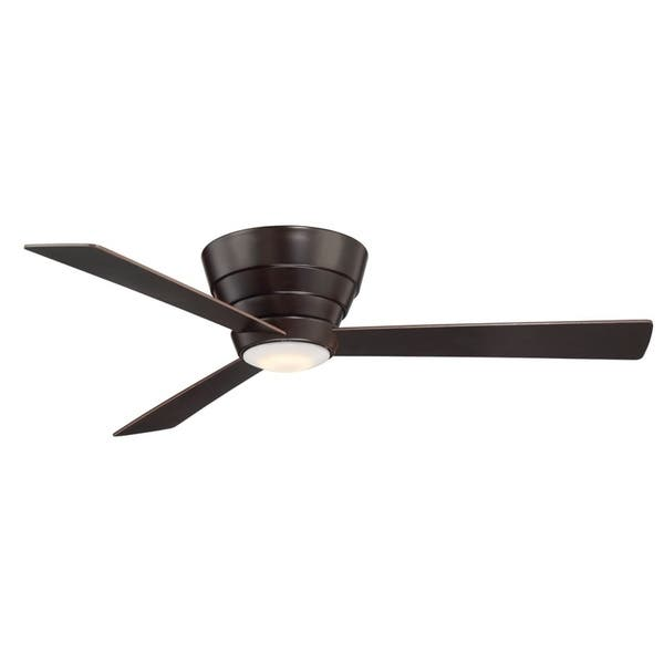 Niva 54 Flush Mount Ceiling Fan