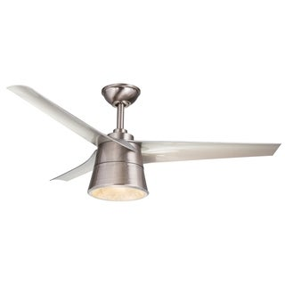 """Cylon 52"""" Ceiling Fan with LED and Remote Control"""