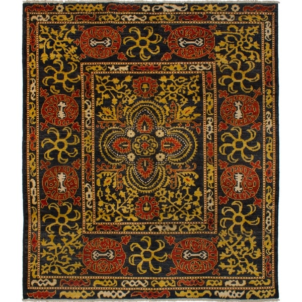 eCarpetGallery Hand-knotted Shalimar Wool Rug