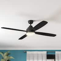 "Aeris 52"" Ceiling Fan with LED and Remote Control"