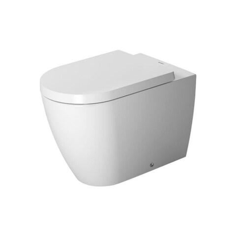 Duravit Me By Starck Toilet Fs 600Mm Washdown, Hori.Outlet, Btw, Us White 2169090092