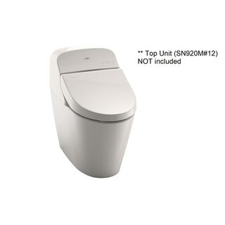 TOTO® Washlet® G400 with Integrated Toilet Bowl Sedona Biege CT920CEMFG#12