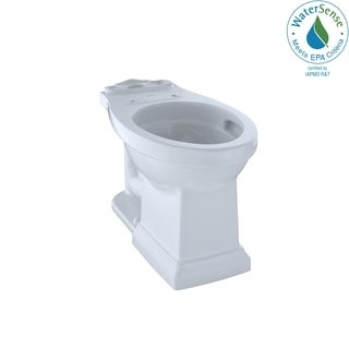 TOTO® Promenade® II Universal Height Toilet Bowl with CeFiONtect, Cotton White C404CUFG#01