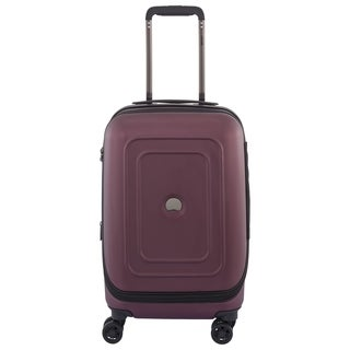 "DELSEY Paris Cruise Lite Hardside 19"" Intl. Expandable Carry On Spinner Trolley Suitcase"