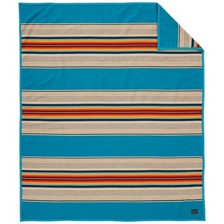 Pendleton Serape Turquoise Blanket