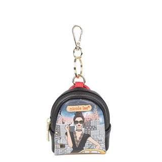 Keychain New York with a Style Mini Backpack Collection