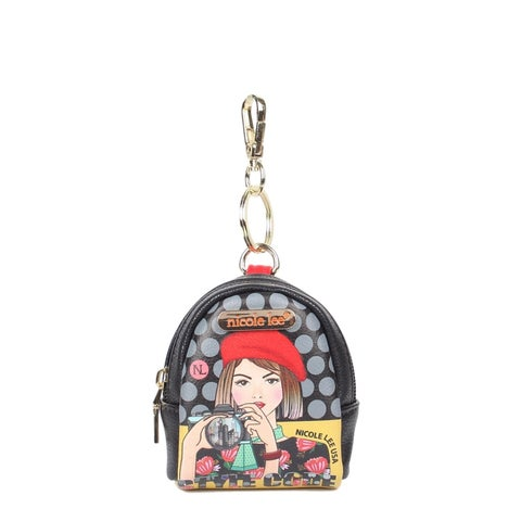 Keychain Clara loves photo Mini Backpack Collection