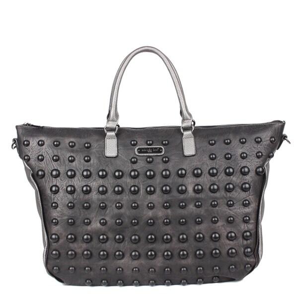 Shop Mavis Black Pearl Duffle Bag - Free Shipping Today - Overstock.com -  20719819 361fe1a87d73