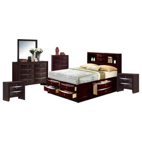 Picket House Furnishings Madison Queen Storage 6-piece Bedroom Set