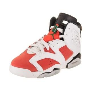 Nike Jordan Kids Jordan 6 Retro BG Basketball Shoe