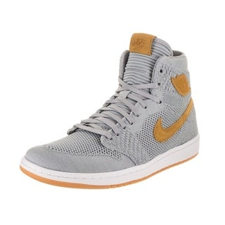 Nike Jordan Men's Air Jordan 1 Retro Hi Flyknit Basketball Shoe