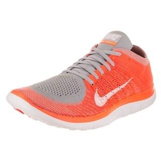Nike Men's Free Flyknit 4.0 Running Shoe