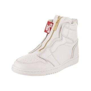Nike Jordan Women's Air Jordan 1 High Zip Basketball Shoe (3 options available)