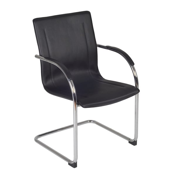 Entrepreneur Side Chair- Black