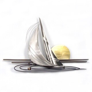 Sunset Sail (stainless steel/outside UR)