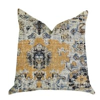 Plutus Free Spirit Damasque Luxury Decorative Throw Pillow