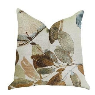 Plutus Valencia Rouge Luxury Decorative Throw Pillow