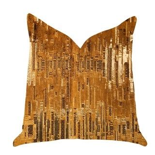 Plutus Thames City Lights Luxury Decorative Throw Pillow