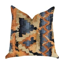 Plutus Sachi Love Luxury Decorative Throw Pillow In Multi Colors