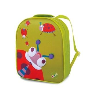 3D Ladybug Easy Backpack - Green