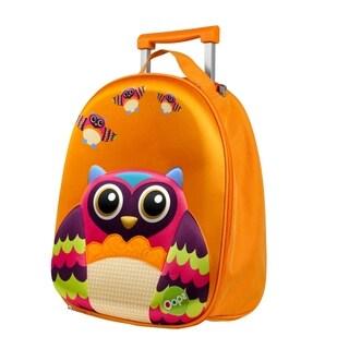 Easy Trolley 3D Owl Backpack