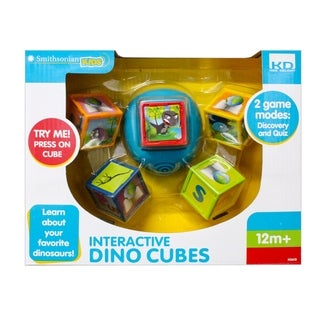 Smithsonian Kids Dino Cubes