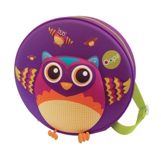 My Starry 3D Backpack with Lights-Owl