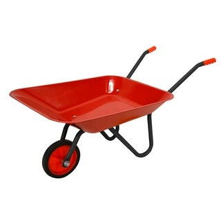 Children's Metal Wheelbarrow