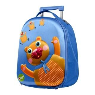 Easy Trolley 3D Bear Backpack