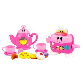 Toast 'n Fun Tea Set