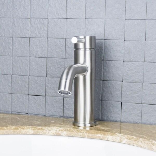 Eviva Ramo One Handle Bathroom Faucet - Free Shipping Today ...