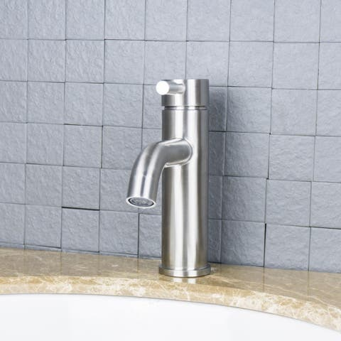 Eviva Ramo One Handle Bathroom Faucet