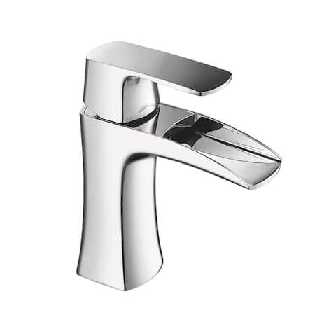 Eviva Lulu One Handle Bathroom Faucet