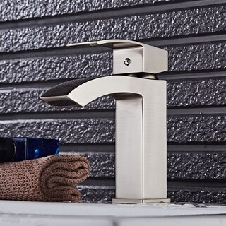 Eviva Pure One Handle Bathroom Faucet